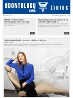 Odontologų rūmų žinos (58)